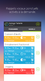 Horloge Parlante- screenshot thumbnail