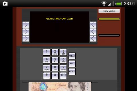 中國信託商業銀行---網路ATM