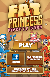 Fat Princess: Piece of Cake- screenshot thumbnail