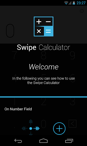 Swipe Calculator FREE