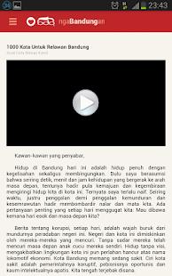 Ridwan Kamil Ngabandungan- screenshot thumbnail