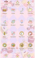 Screenshot of Sweets for the Sweet [+] HOME