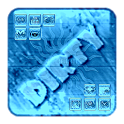 Dirty ICS icon