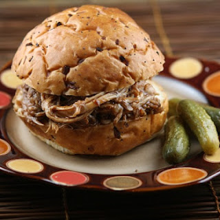 Root Beer Pulled Pork.