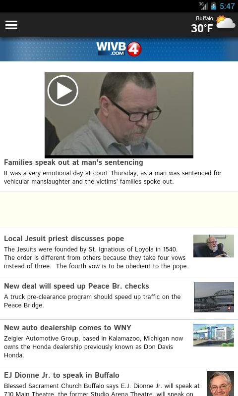 WIVB News 4 - screenshot