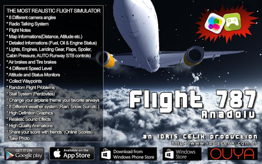 Flight 787 - Anadolu
