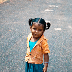 Innocence by Padmanaban Ebbas - People Street & Candids ( girl, innocent, baby, kids )