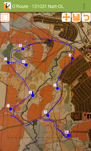 O'Route Orienteering - náhled