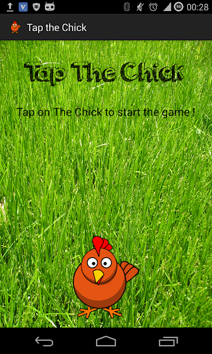 Tap The Chick