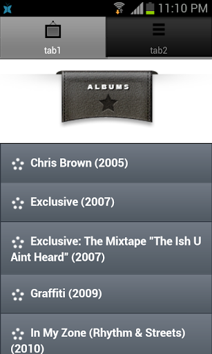 Chris Brown Song Lyrics