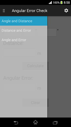 Angular Error Check