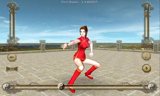 3D Pigua Kung Fu
