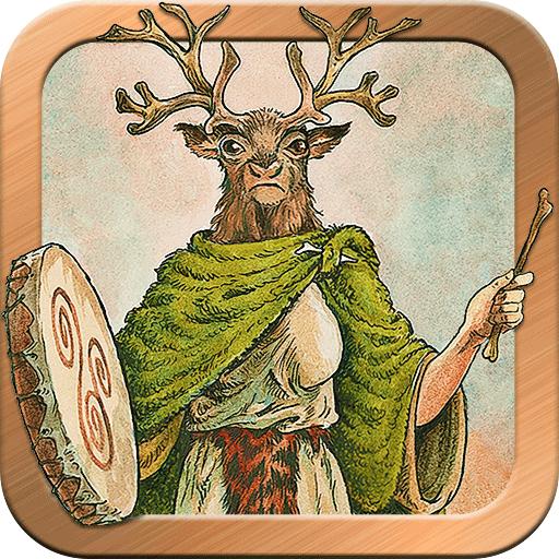 娛樂必備App|Wildwood Tarot LOGO-綠色工廠好玩App