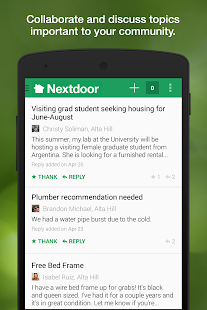 Nextdoor - screenshot thumbnail