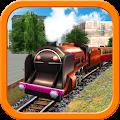 Modern Train Driver Simulator 1.0 icon