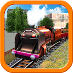 Modern Train Driver Simulator 1.0 Apk