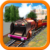 Real Train Simulator 3D