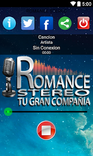 ROMANCE STEREO- screenshot thumbnail