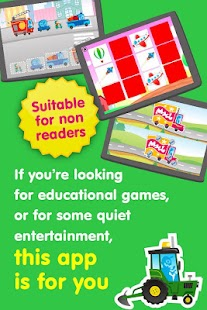 Planet Go: vehicles games kids - screenshot thumbnail