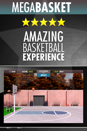 Mega Basketball NBA Sports Pro