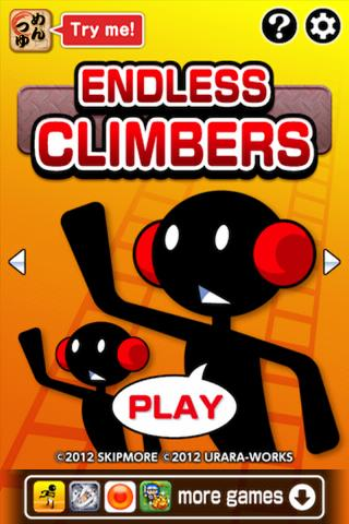Endless Climbers- screenshot