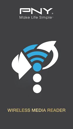 Wireless Media Reader
