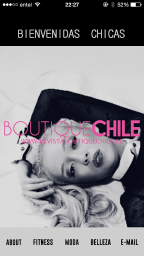REVISTA BOUTIQUE CHILE