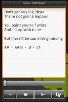 Screenshot of SongMemo