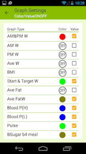 Health Report (Health & Diet) v1.8.0