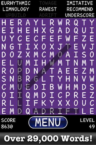 Word Find Free Jumble Boggle