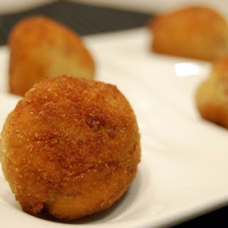Leftovers Croquettes.