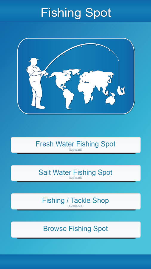 Fishing Spots- screenshot