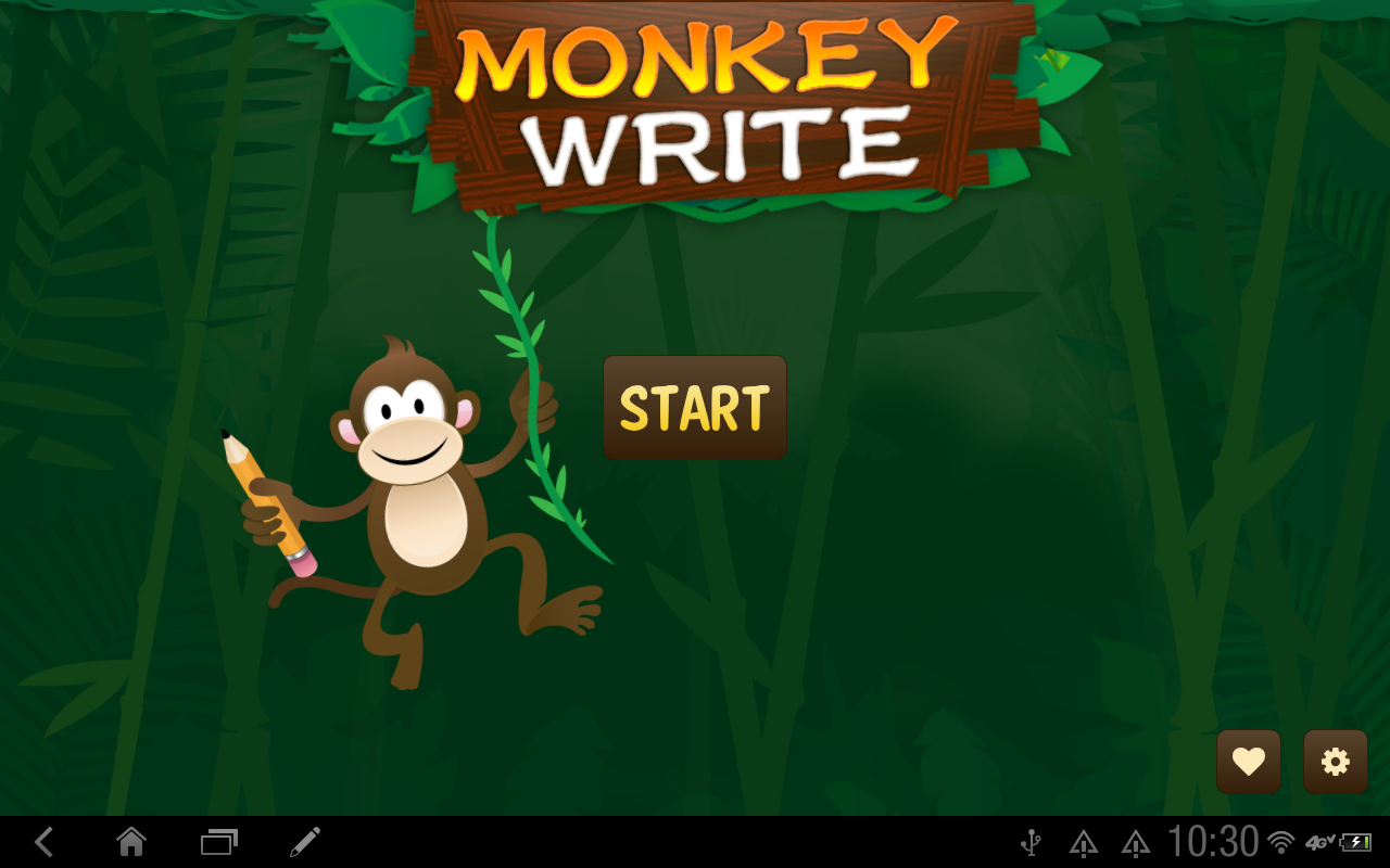 Monkey Write ★ Learn Chinese - screenshot