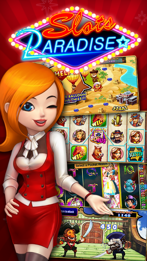 Slots Paradise™ - screenshot