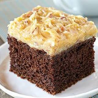 Sugar Free German Chocolate Cake Recipes.