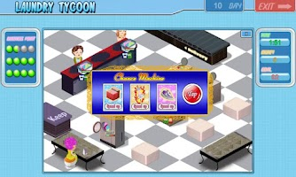 Screenshot of Laundry Tycoon HD Lite