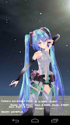 【免費娛樂App】mikumiku dance-APP點子
