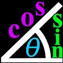 Trigonometry Reference Donate icon