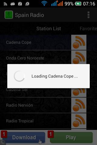 Spain mRadio Station