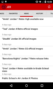 J23 - Jordan Release Dates- screenshot thumbnail