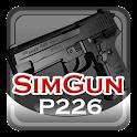 Sim Gun P226 logo