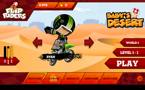 Flip Riders - screenshot thumbnail