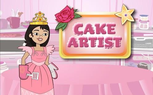 TVOKids Cake Artist- screenshot thumbnail