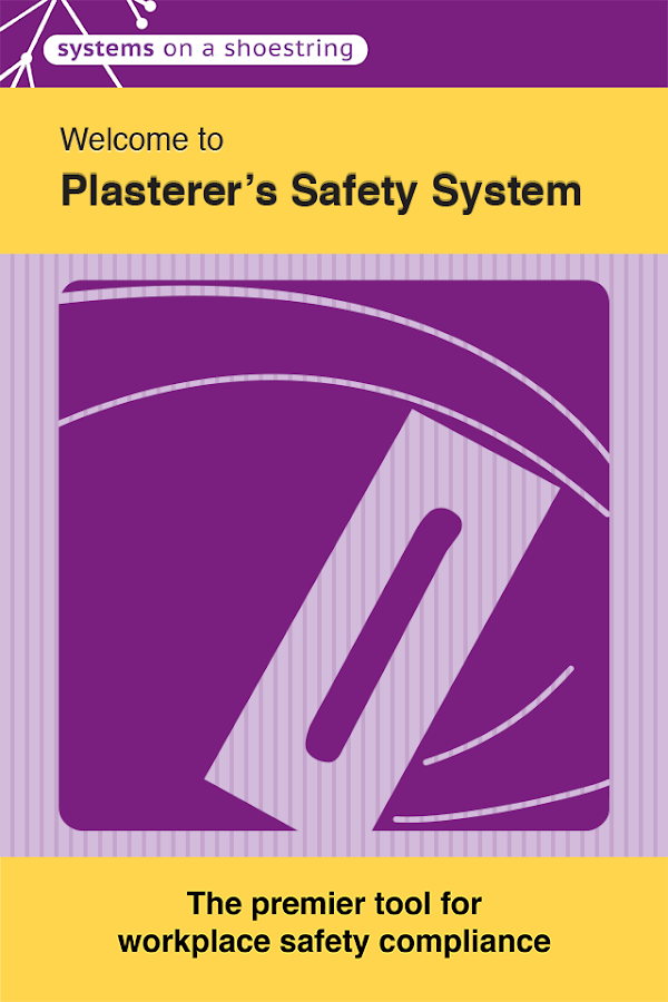 Simple Safety Plasterers- screenshot