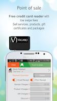 Screenshot of Vagaro Pro