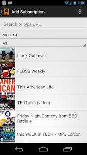 Volksempfänger (alpha) - screenshot thumbnail