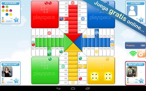 Parchís PlaySpace