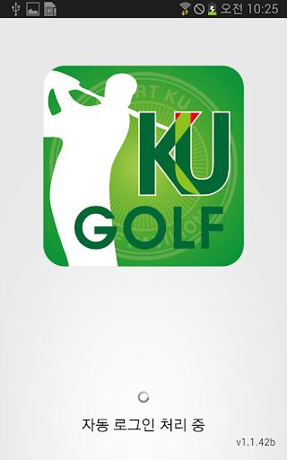 KU Golf ProfileBoard