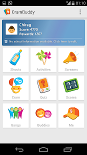 CramBuddy - ICSE & CBSE Guide - screenshot thumbnail