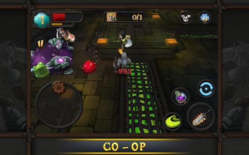 Download DevilDark: The Fallen Kingdom V2.6.3 Apk+Data (Mod Unlimited